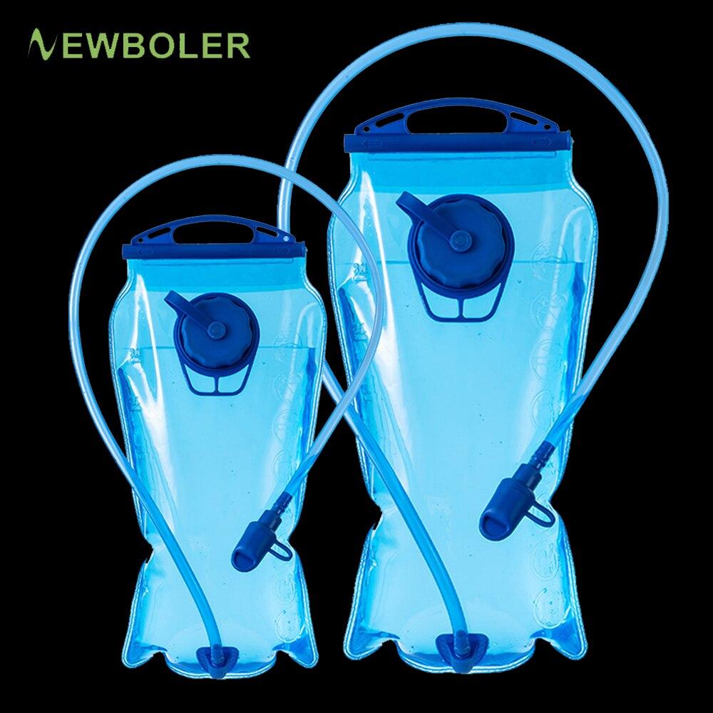 Water Bladder Water Reservoir Hydration Pack Storage Bag BPA Free - 1L 1.5L 2L 3L Running Hydration Vest Backpack