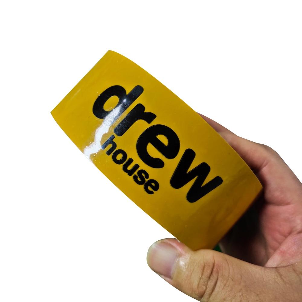5 rolls Sealing Tape Logo Custom Packing Tapes 50mm*100m