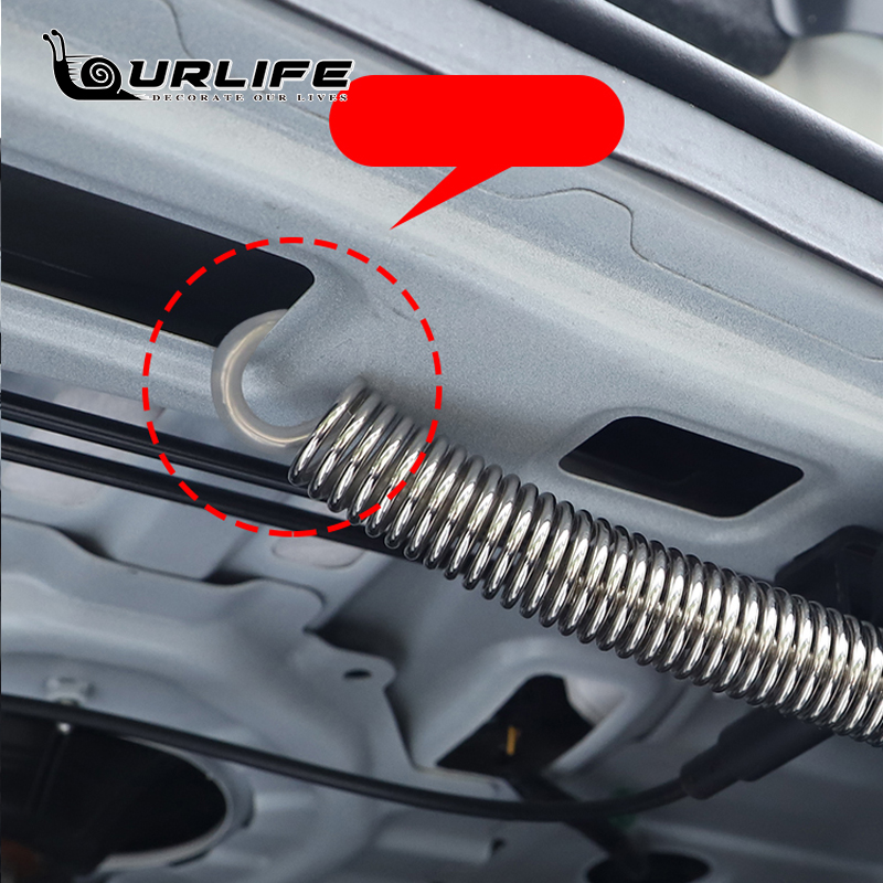 lowest price Car Adjustable Automatic Car Trunk Boot Lid Lifting Spring Devicefor Honda Civic 10th accord city Crider Range car accessories