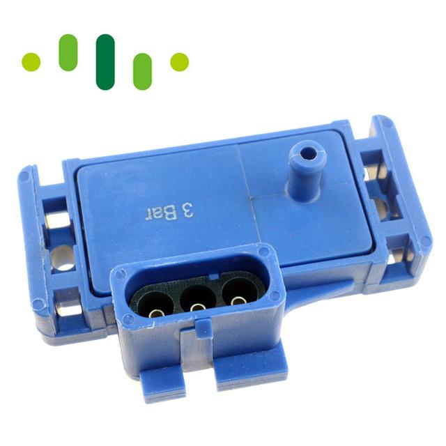 Promotion – NEW For GM STYLE 3BAR 3 BAR MAP Sensor For Electromotive Motec Megasquirt With Plug 12223861 16040749