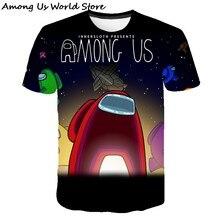 T-shirt manches courtes pour enfants, garçons et filles, décontracté, taille 4T-14T