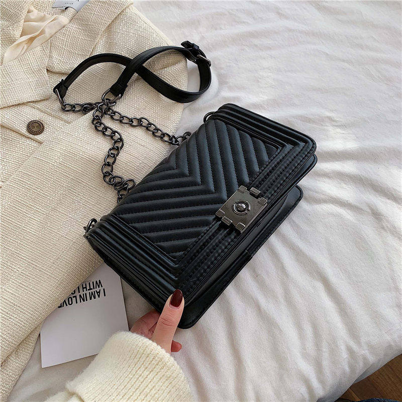 2020 Crossbody Bags For Women Leather Handbags Luxury Handbags Women Bags Designer Famous Brands Ladies Shoulder Bag Sac A Main