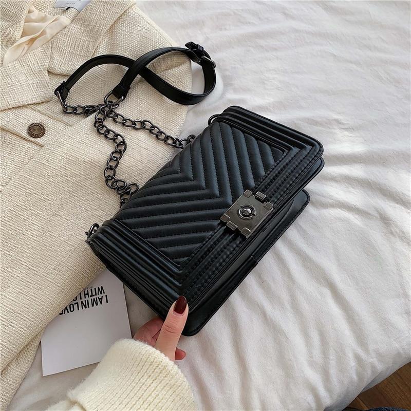 2020 Crossbody Bags For Women Leather Handbags Luxury Handbags Women Bags Designer Famous Brands Ladies Shoulder Bag Sac A Main