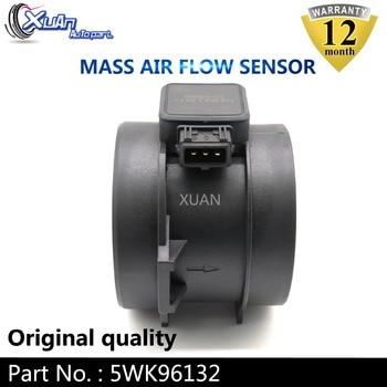 XUAN MAF MASS AIR FLOW METER SENSOR 5WK96132 Voor BMW 330i 330xi 330Ci 530i X5 Z3 E36 E39 E46 E53 3.0 13621438871 1438871