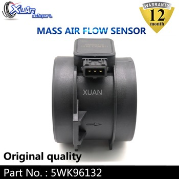 XUAN MAF MASS AIR FLOW METER SENSORE 5WK96132 Per BMW 330i 330xi 330Ci 530i X5 Z3 E36 E39 E46 E53 3.0 13621438871 1438871
