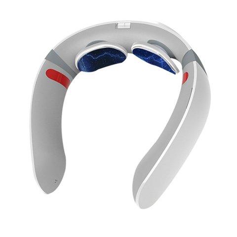 coluna cervical massageador multifuncional ombro e pescoco massageador casa pescoco amassar pulso aquecimento