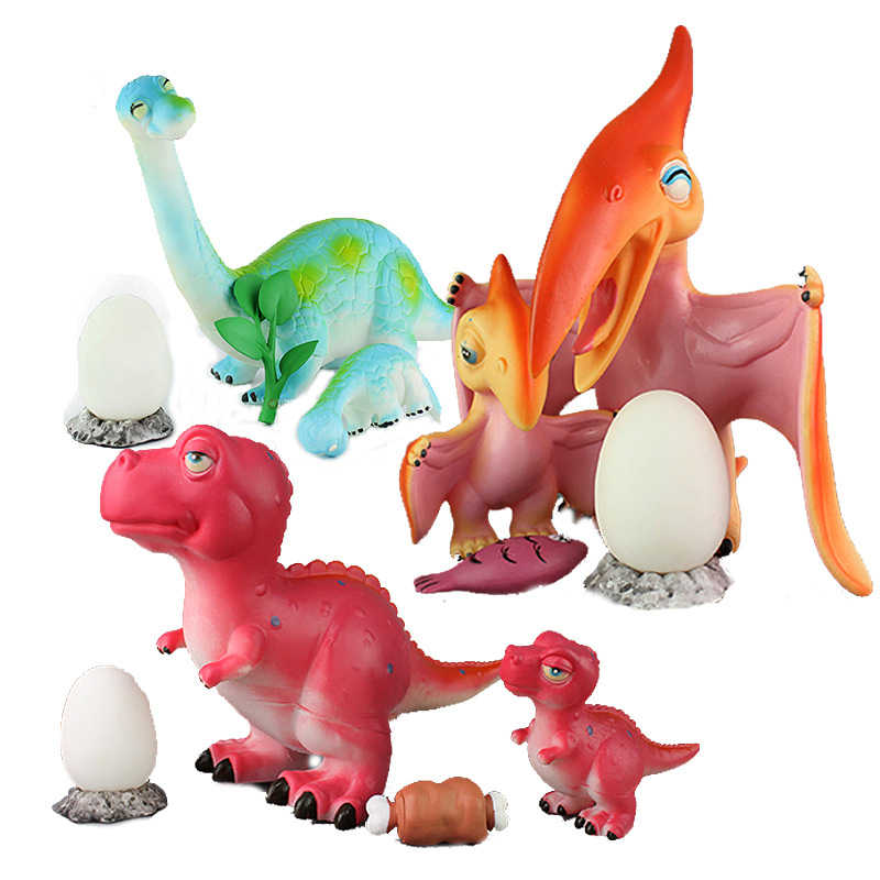 Cartoon Dinosaurios Toy Animal Collection Model Pterosaur Toys Dinosaur Set Wild Life Child Kids Boy Gift Dragon Action Figures Aliexpress They say the old jokes are the best ones. aliexpress