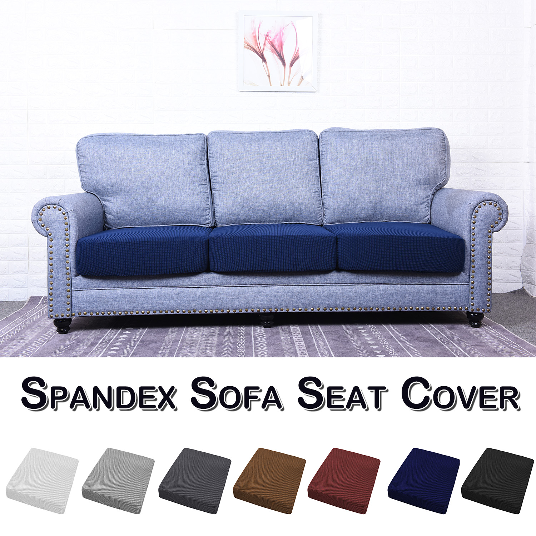 Stretch Cushion Cover Sofa Cushion Furniture Protector Sofa Seat Cover Sofa  slipcover Soft Flexibility with Elastic Bottom D30 - aliexpress.com -  imall.com