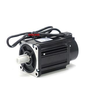 Image 2 - 90ST M02430 750W 220V AC servo motor driver kit 3000rpm 2.4N.m match driver permanent magnet