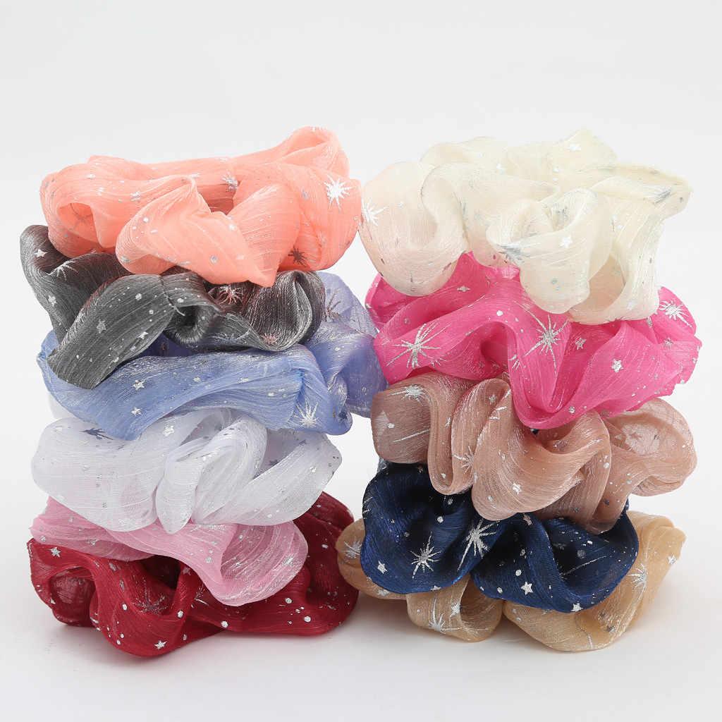 12 adet kadife elastik saç basit bot dalga yeni varış bantlar toka kadınlar veya kızlar için saç aksesuarları 30H