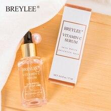 BREYLEE Face Serum Vitamin C Essence Whitening Brighten Skin Shrink pores Facial Care Remove Freckle Dark Circle