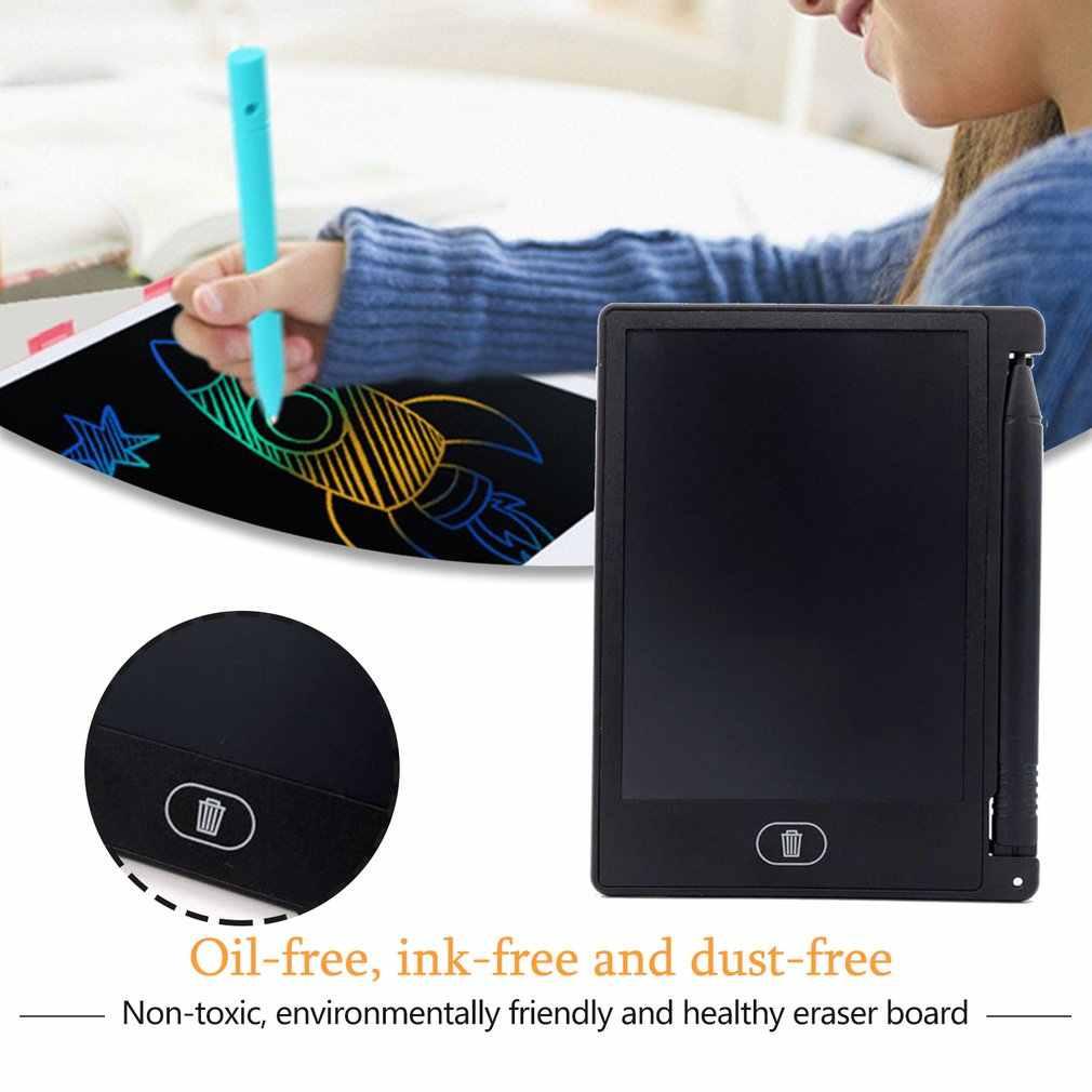 4.4 calowy tablet LCD do pisania elektroniczny ekran notes LCD cyfrowy tablet graficzny do rysowania podkładki do pisania ręcznego pisanie edukacyjne