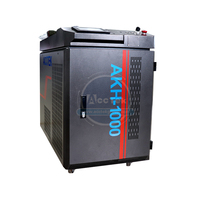 Hot sale AccTek Raycus 1000W 1500w fiber laser source handheld laser welding machine