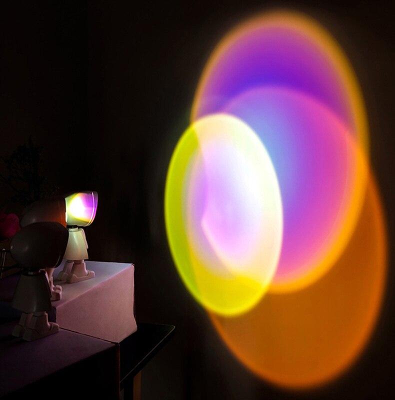 do projetor robo led projetor luzes da 05