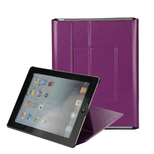 PU Leather Case for iPad 2 3 4 9.7 inch Detachable Smart Stand Sleep Wake Magnetic Cover For APPLE