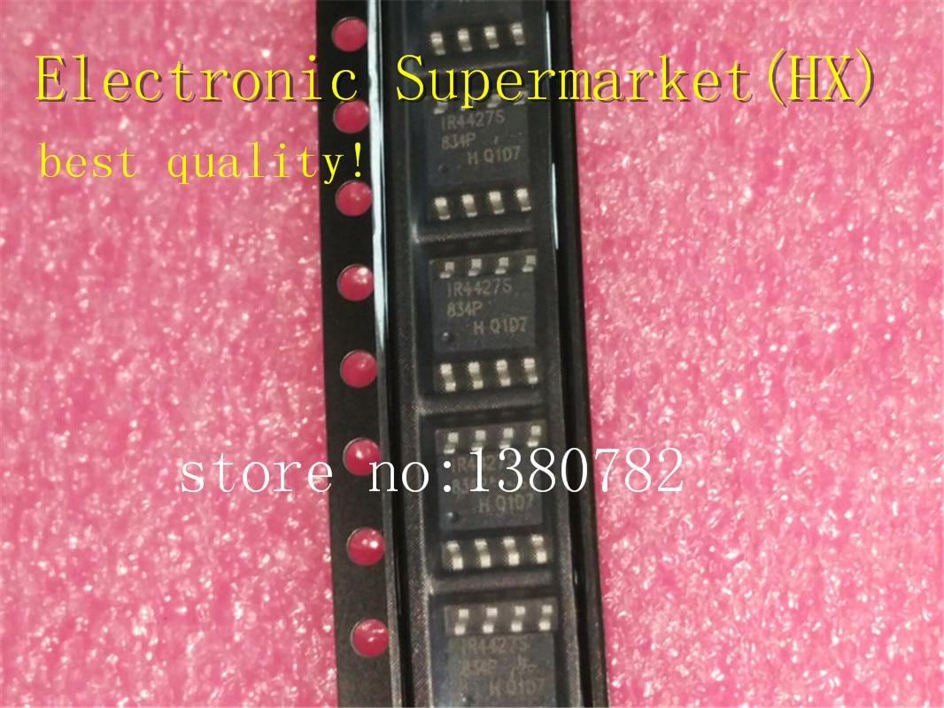 Free Shipping 100pcs/lots IR4427S IR4427STRPBF IR4427 SOP-8 IC In stock!