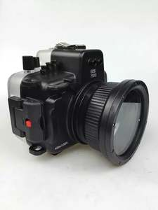 Housing-Case Waterproof Canon Eos Camera-Accessory 750D Photograpy Diving-Impermeable
