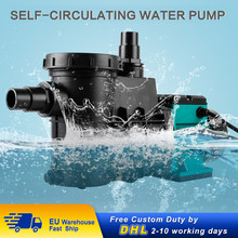 200W 300W 750W Submersible Swimming Pool Pumps 8000L/h 14500L/h Aquarium Self-priming Water Pump Fish Tank Pond Water-Pump