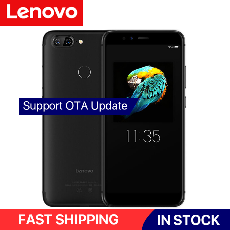 Global Version Lenovo S5 4GB RAM 64GB ROM Snapdragon 625 5.7