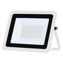 LED Floodlight Reflector 230V White Waterproof Ultra-Thin 100W 50W 20W 30W IP68