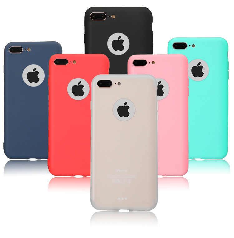 RicestateซิลิโคนCandyพุดดิ้งสำหรับiPhone 6 6S 7 8 Plus Xr Xs Max SE 2020สำหรับIphone 11 Pro Maxโทรศัพท์กรณี