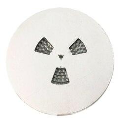 الأصلي 330 فائق التوهج 6.3V 25V 6.3*7.7 مللي متر 8*10.2 مللي متر SMD الألومنيوم مُكثَّف كهربائيًا 330 فائق التوهج كامل بكرة