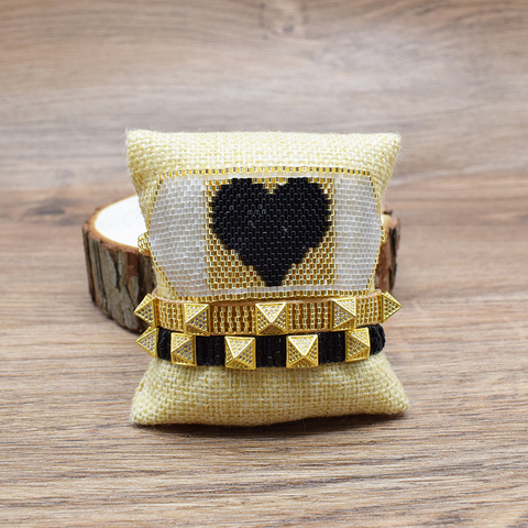 Женские браслеты в форме сердца rttooas miyiki модные манжеты