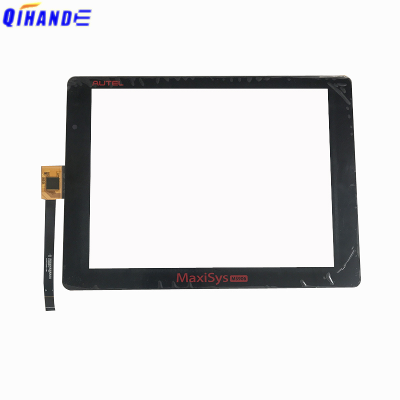 Touch Screen For AUTEL MaxiSYS  MS906 MS906TS MS906BT MS908 MS908P LCD Screen Full Screen Display Frame With Touch