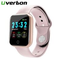 2019 Venta caliente I5 reloj inteligente impermeable Monitor de ritmo cardíaco rastreador de Fitness podómetro llamada de recordatorio reloj deportivo para el Honor de Huawei