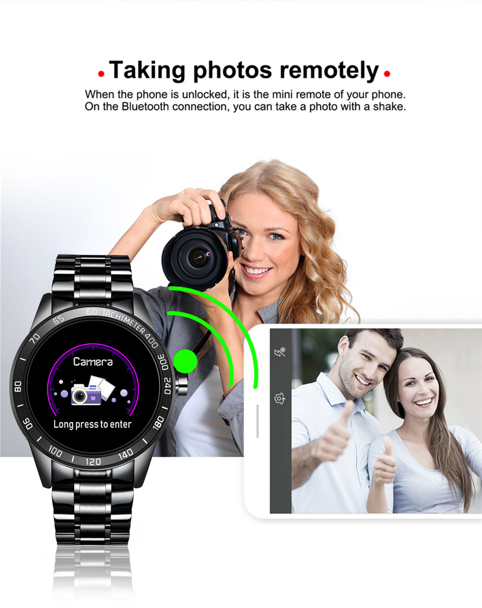 waterproof smart watches for women