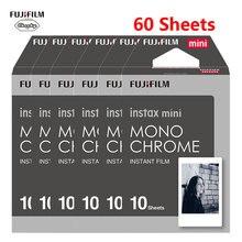 Fujifilm Instax Mini Film 10 60 Sheets Black and white Monochrome Film for Fujifilm Instaxmini 8 7s 25 50s 9 11 Instant Camera