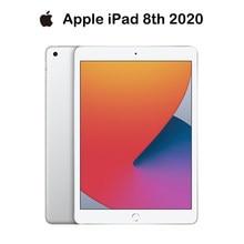 Apple – iPad 2020 argent 8, 2020 pouces, Wi-Fi, 10.2 go, (8e génération), original, nouveau, 128
