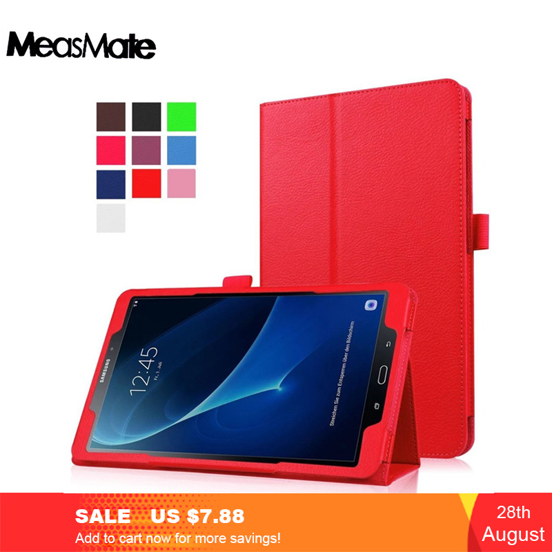 Case-Cover Shell Tablet Galaxy Tab P585N Sm-P580 Samsung For A6 With S-Pen Funda