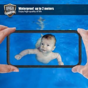 Image 3 - SHELLBOX funda impermeable IP68 para iPhone, funda a prueba de golpes para iPhone 11 Pro Max X XS MAX Clear 360, XR 8 7 Plus