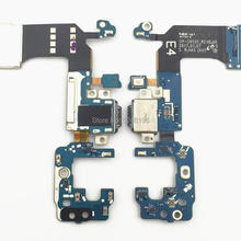 1 шт. Micro USB PCB зарядное устройство док-станция порт мини разъем гибкий кабель для samsung Galaxy S8 SM-G950F G950F печатная плата