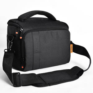 FOSOTO Case Lens Pouch Photo-Bag Video-Camera Nikon Sony Digital Waterproof Canon