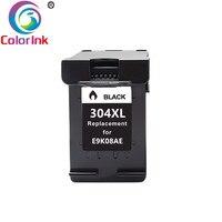 ColorInk HP 304 için 304xl mürekkep kartuşu için HP304 HP Deskjet 3720 3721 3723 3724 3730 3732 3752 3755 3758 yazıcı kartuşları