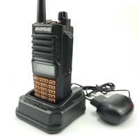 baofeng uv 2pcs חדש 100% המקורי Baofeng UV-9R פלוס IP67 WaterproofRadio מכשיר הקשר 8W UHF & VHF 128CH 2800mAh מכשיר הקשר תחנת רדיו (5)