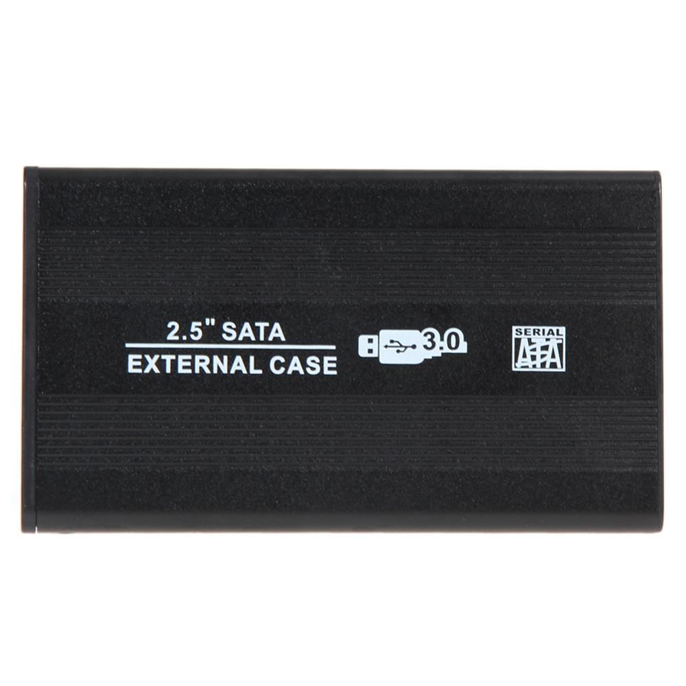 USB 3.0 SATA 2.5 Inch HD HDD Hard Disk Drive Enclosure External Case Box Case External Hard Drive HDD Enclosure New Dropshipping