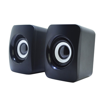 HIFI poziom drgań wykrywania jakość dźwięku Mini ciała z przewodowy USB 3 5mm interfejs głośnik HIFI-poziom drgań potężny bas tanie i dobre opinie HAIMAITONG Przenośne Brak NONE Z tworzywa sztucznego Pełny zakres 2 (2 0) CN (pochodzenie) 200-299W Facebook M 175 w z polimeru