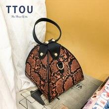 Винтажная дизайнерская дамская сумочка с крокодиловым узором