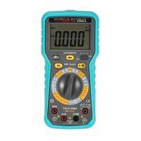 2900A cyfrowy multimetr samochodowy 6000 zlicza true rms AC/DC Volt Amp Ohm kąt nachylenia prędkość obrotowa urządzenie do pomiaru temperatury w Mierniki wielofunk. od Narzędzia na