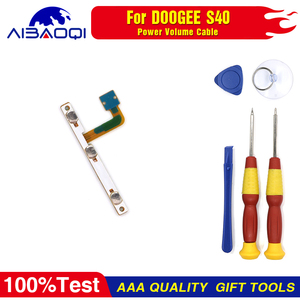 Image 5 - New original Touch Screen LCD Display LCD Screen For DOOGEE S40 Replacement Parts + Disassemble Tool+3M Adhesive