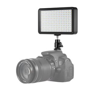 Image 4 - Hot 3C Ultra thin 3200 K/6000 K Dimbare Studio Video Fotografie Led Light Panel Lamp 228 Stuks Kralen Voor Canon nikon Dslr Camera Dv