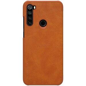 Image 5 - Nieuwe 2019 Voor Xiaomi Redmi Note 8T Case Cover Nillkin Pu Leather Flip Case Voor Xiaomi Redmi Note 8T Cover Wallet Leather Case