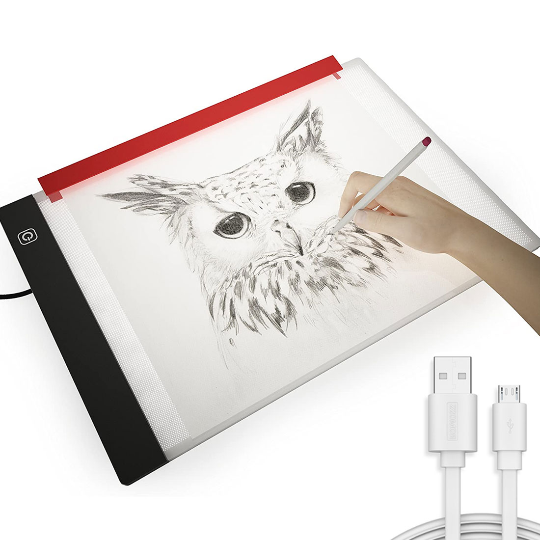 A3 A4 A5 Drawing Tablets LED Light Pad for Artists Animation Drawing Graphics Tablet Tracing Copy Board Digital Tablets Dimmable