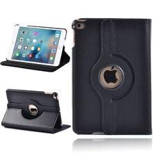 Кожаный 360 вращающийся чехол для apple ipad mini 4/5 79 дюймов