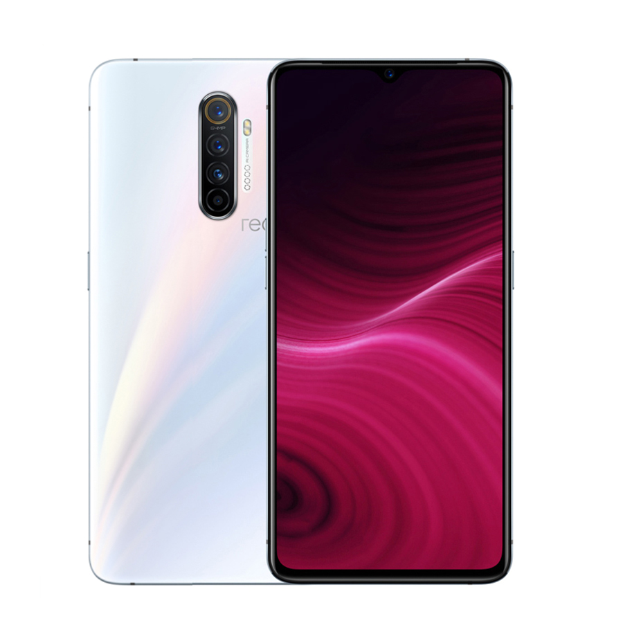 "Image 5 - EU Version OPPO Realme X2 Pro 6.5"" Snapdragon 855 Plus Octa Core 8GB RAM 128GB ROM NFC 64MP Face ID 4000mAh Mobile PhoneCellphones   -"