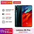 Глобальная версия смартфона Lenovo Z6 Pro 8 Гб 128 ГБ Восьмиядерный Snapdragon 855 6 39