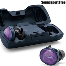 Soundsport Free qc35 Bluetooth Sports Headphones Portable NOISE CANCELLING Tws Wireless Waterproof Headsets qc15 qc30 ae2 Mic cheap old town In-Ear Other CN(Origin) Line Type Charging case Charging Cable Bluetooth Wireless Speaker column for bose SoundSport Free qc25 qc35